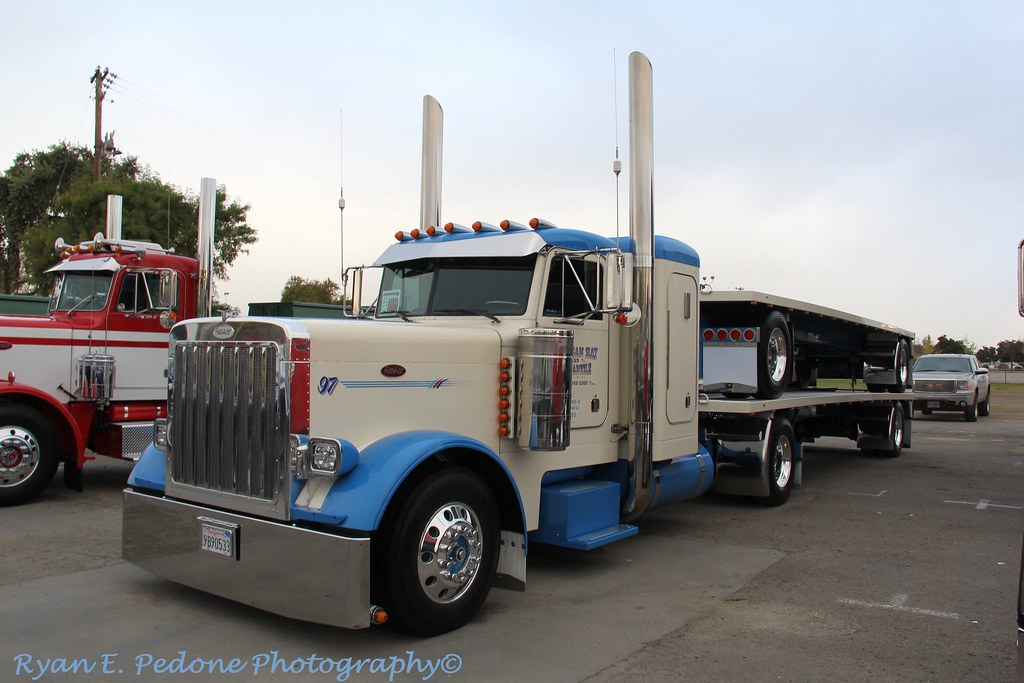 Chrome Stacks For Semi Trucks : The world s best photos of lowrider and stockton flickr