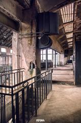 Usine A-4 (Darm) Tags: nikon rust factory belgium belgique decay sigma villa dust usine rouille 1835 abandonn poussiere doublesix darme double6 medar d7000 iloveyourhome