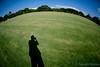 me on the earth (Takeshi Nishio) Tags: uv nikonfm3a 金沢城公園 ポジ ei100 フィルム 16mmfisheye fujiprovia100frdpiii filmno793