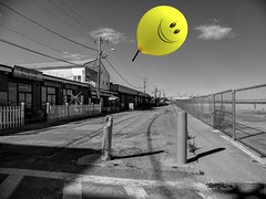 Balloons Always Brighten Up Your Day (Rusty Russ) Tags: salisbury beach ma massachusetts ocean front black white color smile photoshop flickr google bing daum yahoo image stumbleupon facebook getty national geographic magazine creative creativity montage composite manipulation hue saturation flickrhivemind pinterest reddit flickriver t pixelpeeper blog blogs openuniversity flic twitter alpilo commons wiki wikimedia worldskills oceannetworks ilri comflight newsroom fiveprime photoscape winners all people young photographers paysage artistic photo pin interesting surreal avant guarde