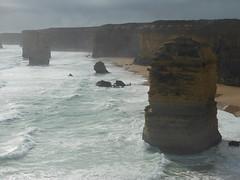 DSCN1305 (ferenc.puskas81) Tags: ocean road sea beach october great australia victoria september settembre twelve apostles ottobre oceania 2014