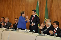 """Lideranças do PSD manifestam apoio a Dilma Rousseff • <a style=""""font-size:0.8em;"""" href=""""http://www.flickr.com/photos/60774784@N04/15533314778/"""" target=""""_blank"""">View on Flickr</a>"""