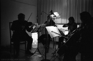 Four in the Chamber Music (2012)  #14