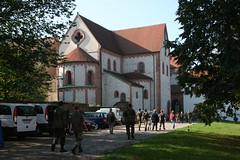 Soldatenfuwallfahrt nach Wechselburg 2006 (Katholische Militrseelsorge) Tags: stiftskirche wallfahrt wechselburg militrseelsorge