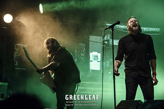 Greenleaf - Up in Smoke Festival