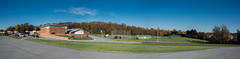 Thomas McKean Highschool - Fall colors Panorama (Donald.Gallagher) Tags: fallfestival bbf backbuttonfocus basketball de delaware lenstagger newcastlecounty newcastle northamerica sode school skills specialolympicsdelaware thomasmckeanhighschool tournaments typebackbuttonfocus usa