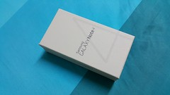 Samsung Galaxy Note 4 package box 4