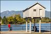 Vancouver Seawall Walk (John R Chandler) Tags: sculpture canada art lightshed lizmagor