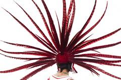 _MG_8221 (sir_mac_alot66) Tags: red white man beautiful necklace dance amazing cool fotografie dress dancing head indian feathers dancer fotografia fotografa idio   fotograph fotoraflk