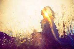 Will (Agis) Tags: sunset sun landscape dawn warm spirit doubleexposure will thinking wisdom emotional spiritual internallandscapes