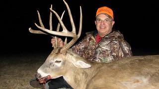 Kansas Trophy Whitetail Bow Hunt 45
