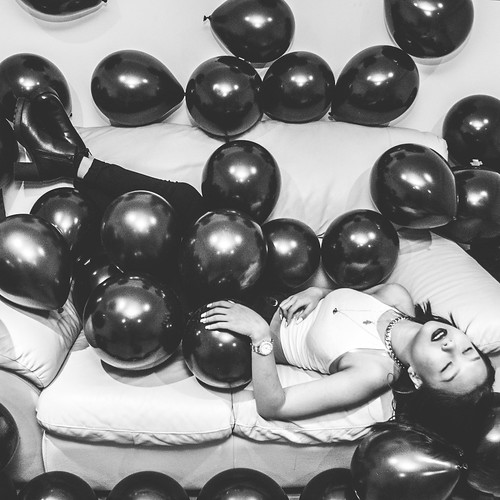 Cindy, House Of Balloons