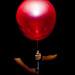 Ballon rouge cachaleau