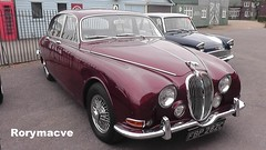 1965 Jaguar S-Type (Rorymacve Part II) Tags: auto road bus heritage cars sports car truck automobile estate transport historic motor jaguar saloon compact roadster motorvehicle jaguarmki