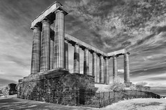"Calton Hill IR • <a style=""font-size:0.8em;"" href=""http://www.flickr.com/photos/20797048@N00/15641100431/"" target=""_blank"">View on Flickr</a>"