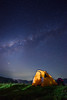 Under The Sky (eggysayoga) Tags: longexposure camping shadow camp wallpaper bali lake green grass night indonesia stars landscape star nikon tent galaxy astrophotography milkyway 1635mm singaraja buyan d810 portscape
