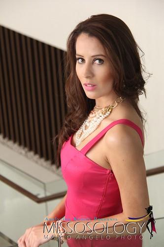 Miss Paraguay -  Fatima Tatiana Rolin Trombetta