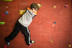 Climb (Be Still) Tags: november boy 10 climbing jude bouldering climbingwall 2014 ltwrl thestrengthlab