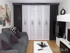 The world 39 s most recently posted photos of cortinas and - Paneles japoneses amazon ...