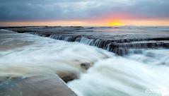 L i k e T h e O c e a n , L i k e T h e I n n o c e n t (AnthonyGinmanPhotography) Tags: ocean seascape sunrise flow australia nsw illawarra littleausti olympuse620 nswseascapers