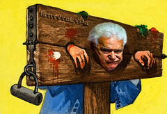 P3 (@LuPe) Tags: stocks thieves punishment robbers p3 crooks forzaitalia pillory footpads denisverdini rinvioagiudizio pattodelnazareno