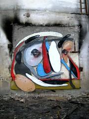 Demon (evgeny_muluk) Tags: streetart abstract art graffiti artist abstractart contemporaryart modernart wallart artsy graff aerosolart sprayart russianart  saratov  muluk streetpiece  streetisart spraydaily
