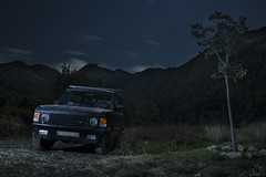 Lechau 2014 (Sento MM) Tags: paisaje alicante montaña agost acampada lechau
