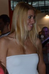 Eicma 2014 Model (181) (Pier Romano) Tags: woman sexy girl beautiful model milano babe blonde belle donne hostess bella bellezza fiera rho 2014 ragazze bionda modelle eicma