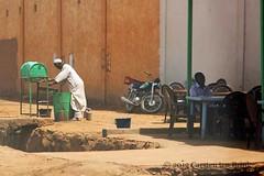 Khartoum from the road (10b travelling) Tags: africa sahara northafrica sudan nile khartoum 2013 peopleset carstentenbrink iptcbasic
