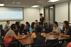 "WICS Week 1 General Meeting & Mentorship Program • <a style=""font-size:0.8em;"" href=""http://www.flickr.com/photos/88229021@N04/15771257492/"" target=""_blank"">View on Flickr</a>"