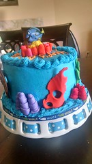 Finding Nemo Dory Cake (5) (Nola Party Boutique) Tags: cake finding nemo dora nolapartyboutique