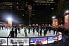 Ice Skating in Manhattan (Lojones13) Tags: park newyorkcity autumn night canon evening manhattan iceskating bryantpark eoskissx3