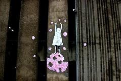 Street Art Fillette don mateo quai saone (Skeudenn Spered) Tags: street art don mateo quai fillette saone
