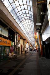 Cityscapes - Nagano City - (Jussi Salmiakkinen (JUNJI SUDA)) Tags: shadow japan mall cityscape nagano   gondo