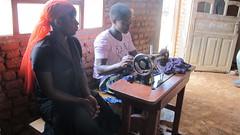 drc women sew
