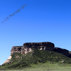 Buttes and Blue Skies (C-BPhotography) Tags: blueskies buttes