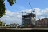US Embassy under construction (Matt From London) Tags: construction nineelms usembassy borgcube