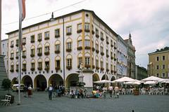 Rosenheim - Max-Josefs-Platz (astroaxel) Tags: deutschland bayern rosenheim max josefs platz