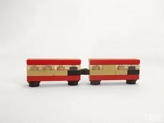 HomeSweetHome/ CaravelleX4500 (trz_terez) Tags: terez lego moc ho homesweethome train microscale