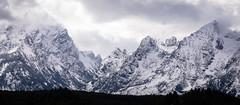 Cold Gates (fotostevia) Tags: grandtetonnationalpark grandtetons snow mountains winter