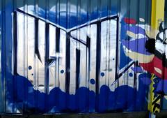 graffiti amsterdam (wojofoto) Tags: ndsm vyal graffiti amsterdam wojofoto wolfgangjosten nederland holland netherland streetart