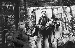 When Valy meet Ernest (Hyprated) Tags: ernest pignonernest art peinture photo dessin valy