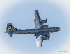 B-29 FiFI (rsheath76) Tags: caf wingsoverdallas airshow aircraft wwii planes flying dallas b29 bomber fifi