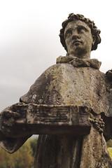 statua nel monastero (tommyferraro) Tags: s d f g h j k l p o u y t er e w q z x c v b nm m foto ph photo canon eos 6 no filter tomferraro tumbrl