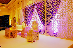 Seating (Purrple Orryx) Tags: weddings wedding engagement setup ceremony fabrication staging backdrop decor decoration centrepc florals arch lighting av technical production jumeirah madinat 2016 october