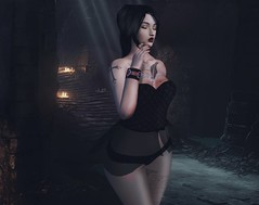 838  (BillitaUnderZone) Tags: love oops toast suicidedollz thisiswrong oldfair theliaisoncollaborative girl maitreya tattoo secondlife blogger virtual newreleases event sl mesh