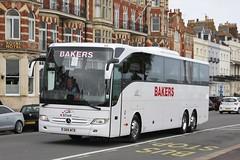 Bakers SB16 MTB (johnmorris13) Tags: bakers sb16mtb mercedes tourismo coach