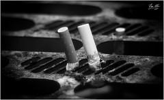 Cash to Ash (roverguybm) Tags: glasgow scotland cigarette ashes meyer optik gorlitz oreston meyeroptikgorlits canon750d