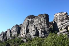 Meteora monasteries. (Chris Firth of Wakey.) Tags: meteora monasteries greece