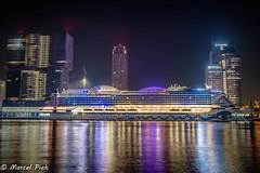 Aida Prima (CapMarcel) Tags: aida prima cruise ship rotterdam terminal